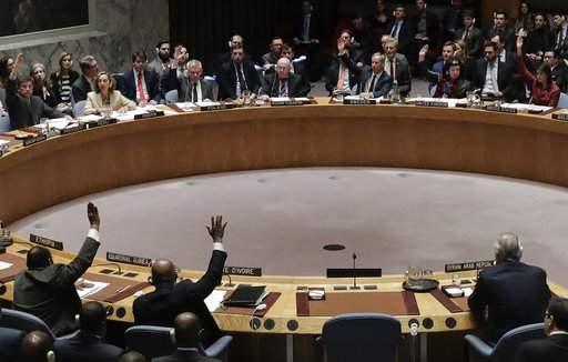 Russia, US headed for clash at UN over Syria gas attacks probe (VIDEO)