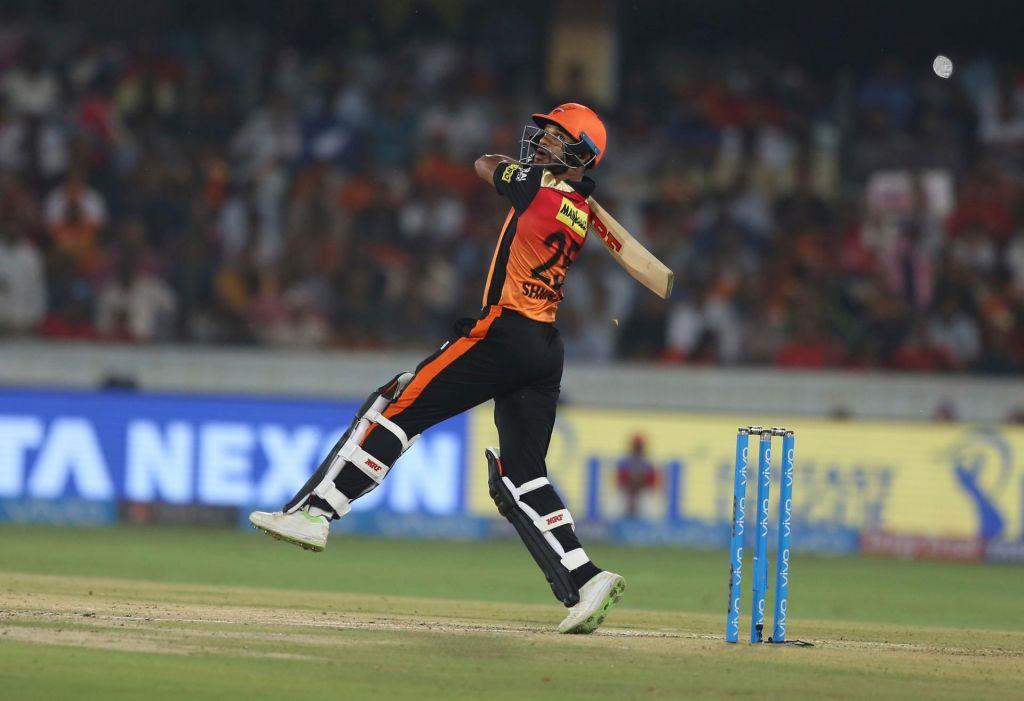 Sunrisers Hyderabad batsman Shikar Dhawan led his side to victory against Rajasthan Royals. Mahesh Kumar A  AP