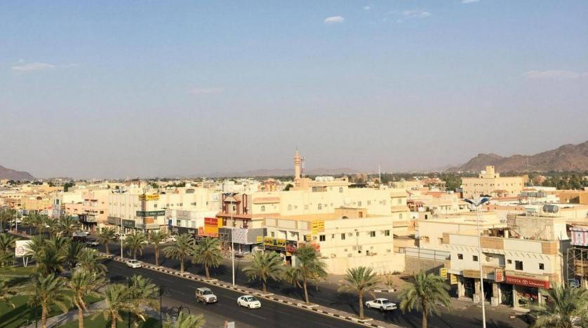 The Saudi city of Najran on the Yemeni border. Credit Katie Paul  Reuters