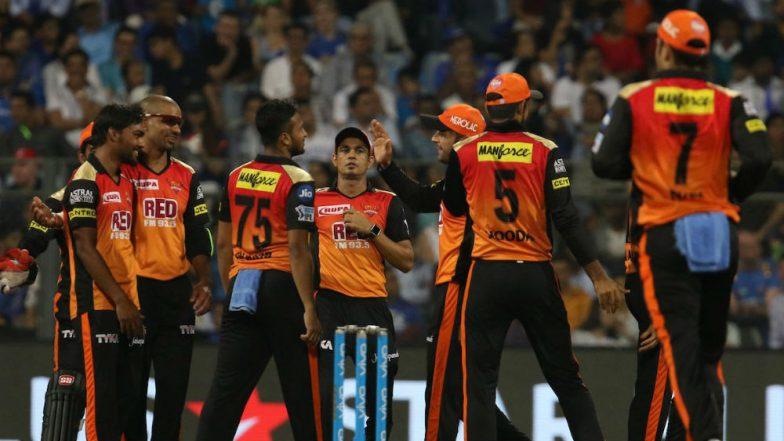 MI vs SRH Video Highlights IPL 2018 Siddarth Kaul Rashid Khan Shine as Sunrisers Hyderabad Stun Mumbai Indians in a Low Scoring Contest