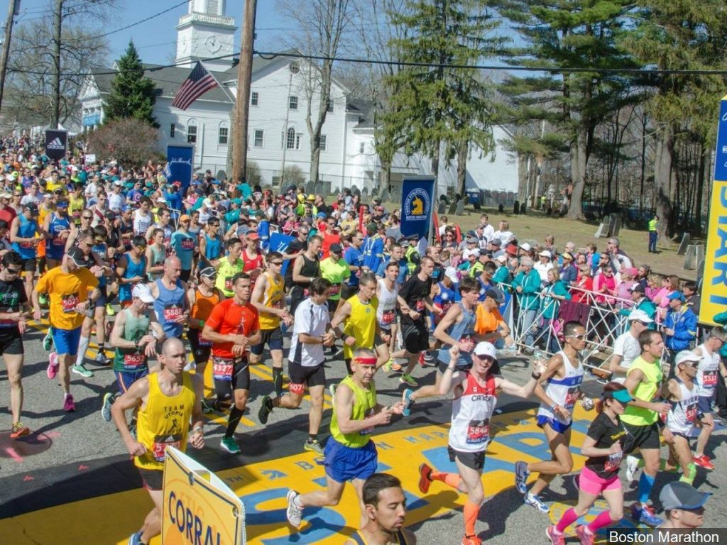 NBC10 Boston Runs 2018 Marathon