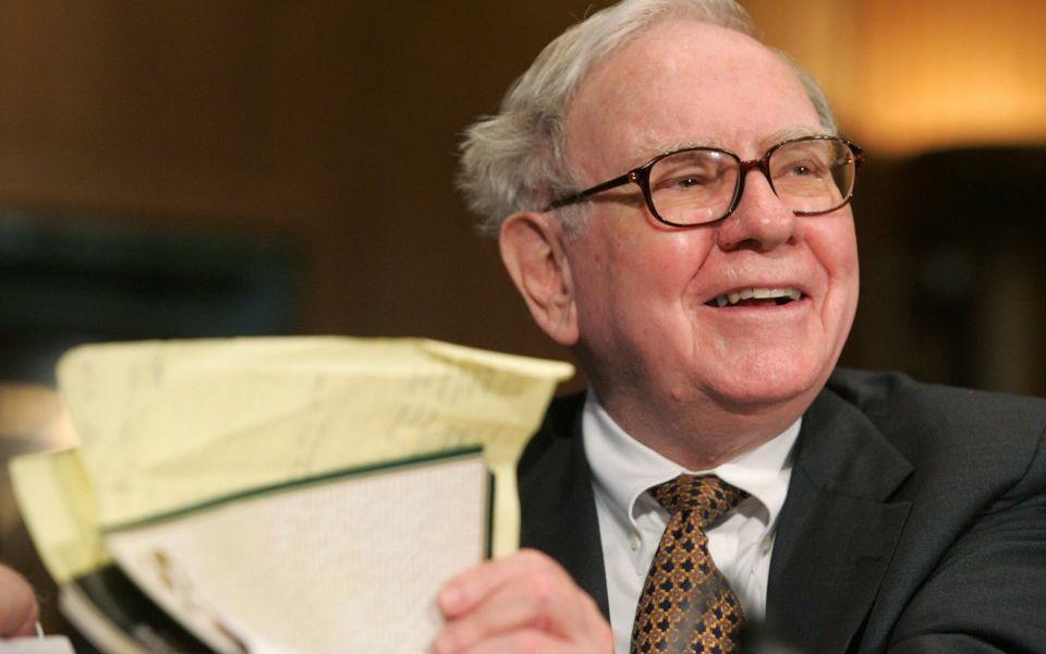 Warren Buffett chairman and CEO of Berk