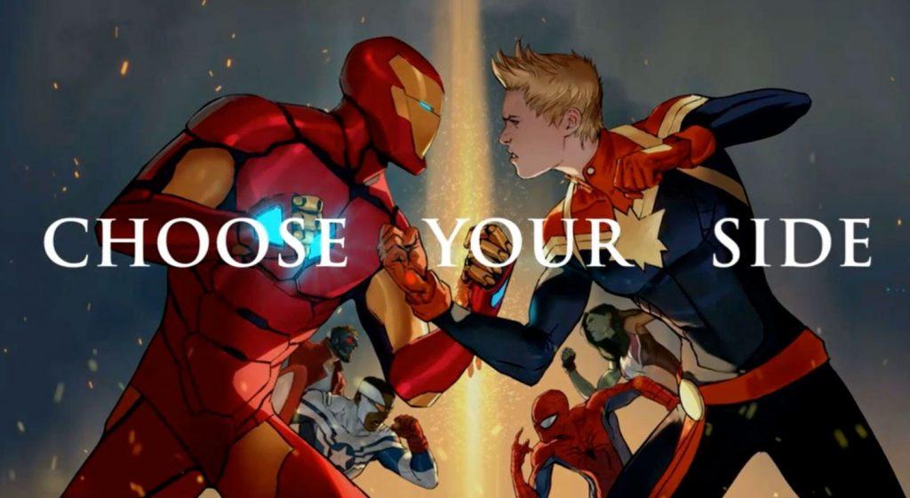 Marvel Civil War II