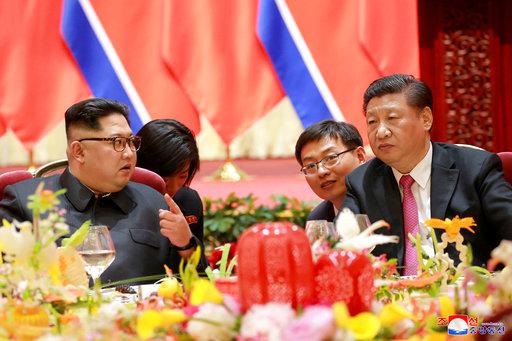 Xi Jinping Kim Jong Un