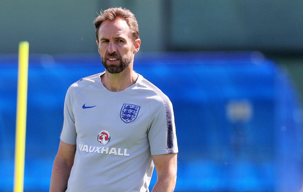 Gareth Southgate's England face Belgium in Kaliningrad