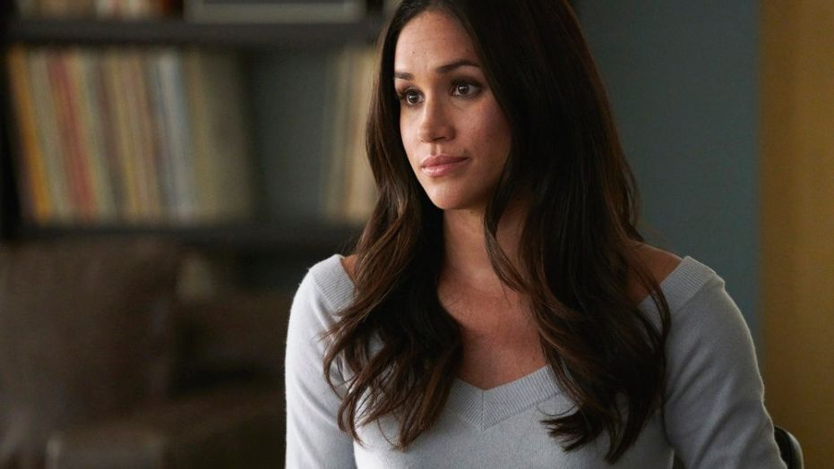 Meghan Markle was a star in USA Network's legal drama'Suits before she married Britain's Prince Harry