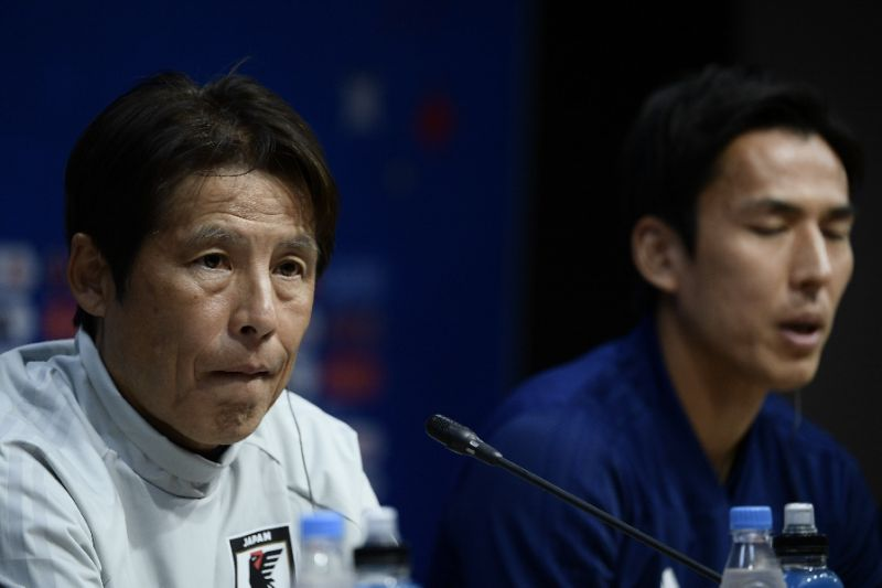 Not enough shut eye Japan's footballers had a disturbed night
