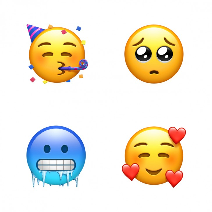 Here are the 70 new emoji coming to iOS