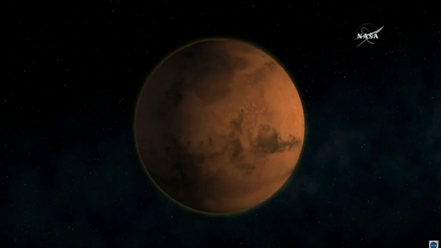 Radar has found liquid water on Mars, but don't expect anyone to drink it