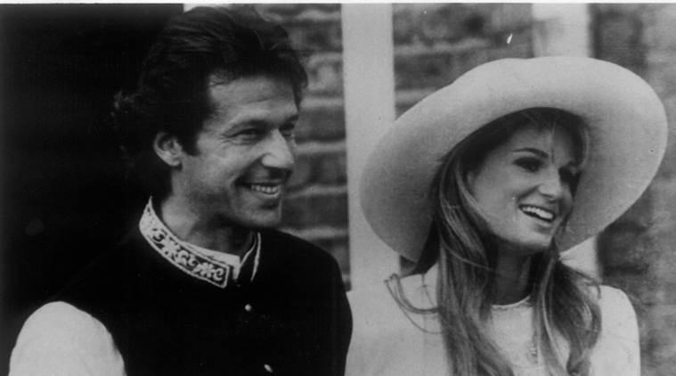 Imran Khan and Jemima Khan