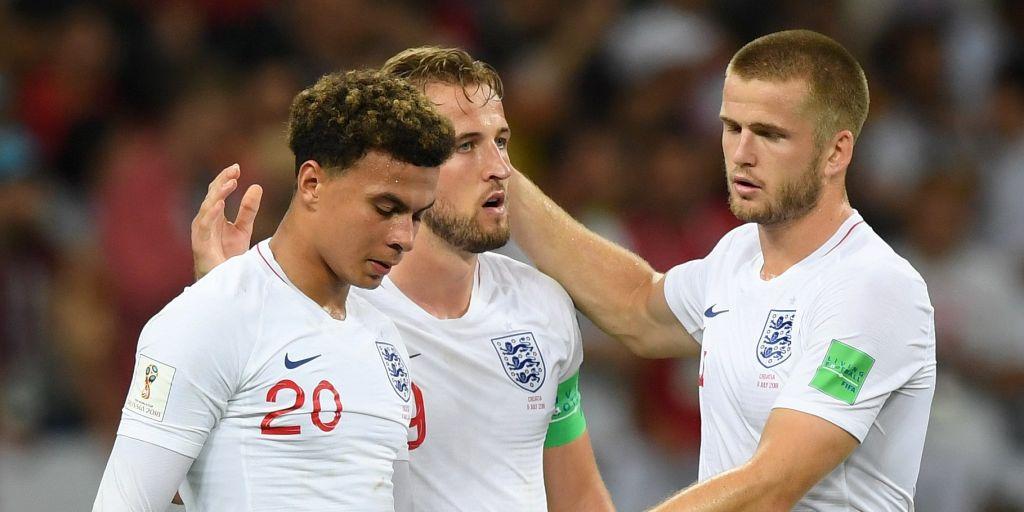 England sad