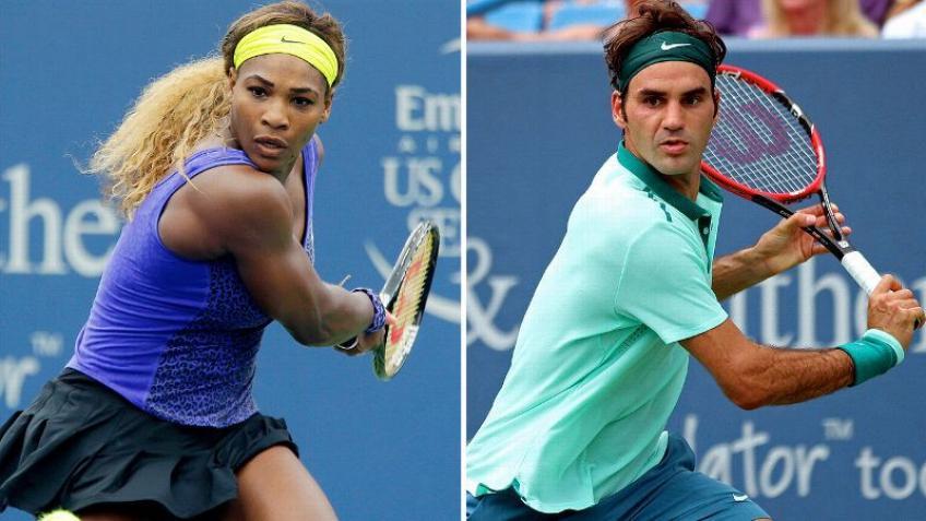 Roger Federer Serena Williams speak about many seeds losing at Wimbledon