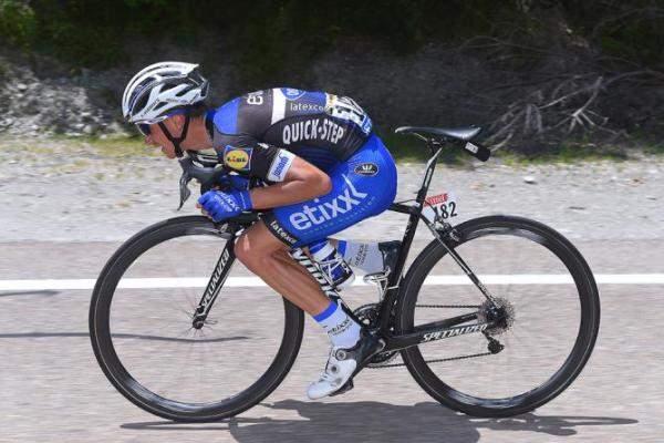 Тур де Франс-2018 Алафилипп эффектно побеждает в горах