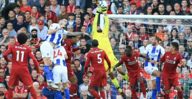 AFP   Safe hands Alisson Becker has made a great start to his Liverpool career with three consecutive clean sheets