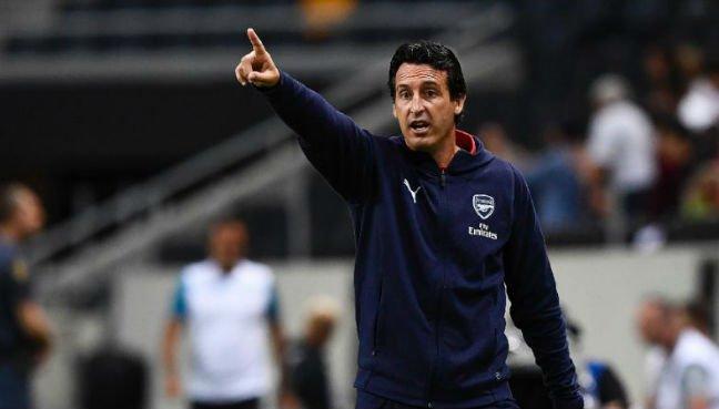 Arsenal manager Unai Emery launches the post Wenger era on Sunday