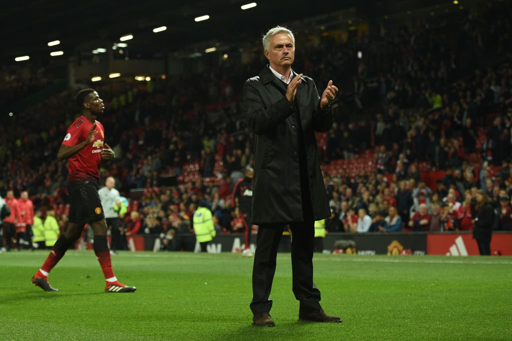 Jose Mourinho- Manchester United