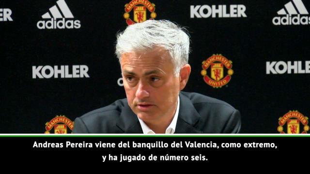 Mourinho Si no pongo a Pogba habríamos jugado con dos niños y un nuevo