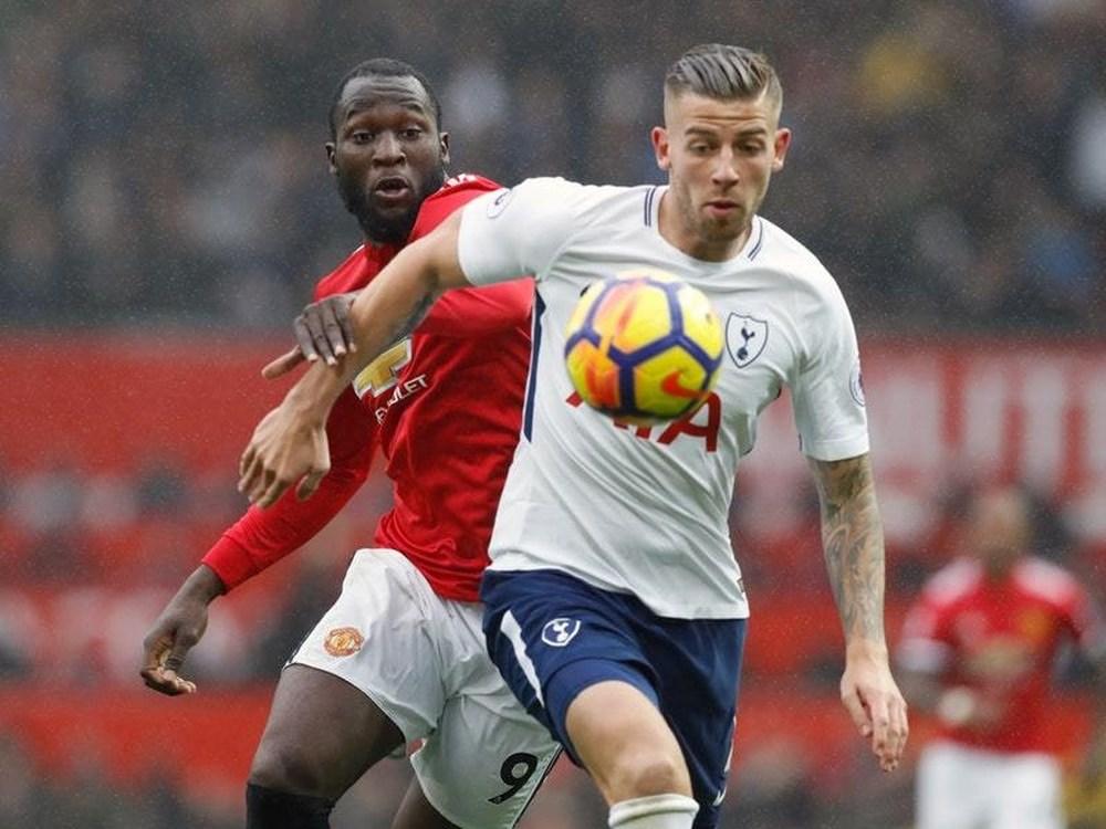Toby Alderweireld's Tottenham future is uncertain