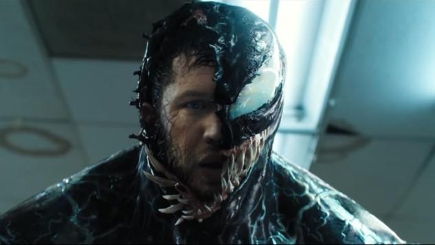 The New Trailer for Venom Contains a Whole Lot More Venom