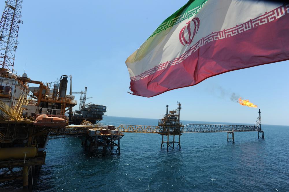 Iran's oil revenue soars