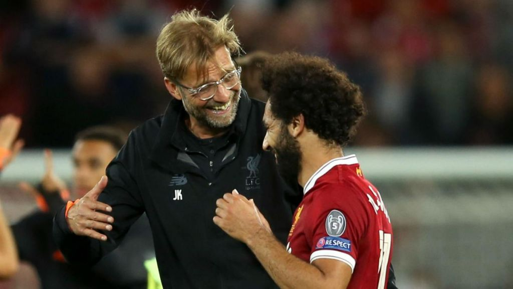 Salah has strong bond with 'friend&#039 Klopp