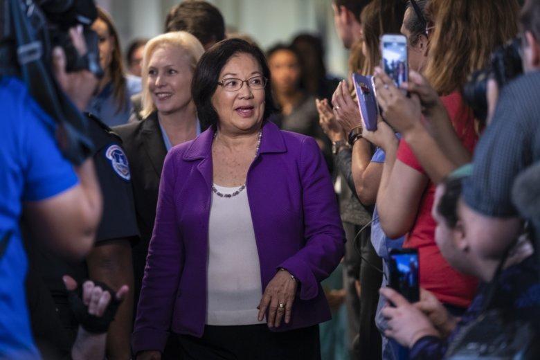 Hawaii senator emerges as key, critical voice in vetting Kavanaugh