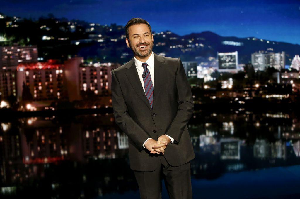 Jimmy Kimmel Mocks Donald Trump's Swearing-In Ceremony Of Brett Kavanaugh