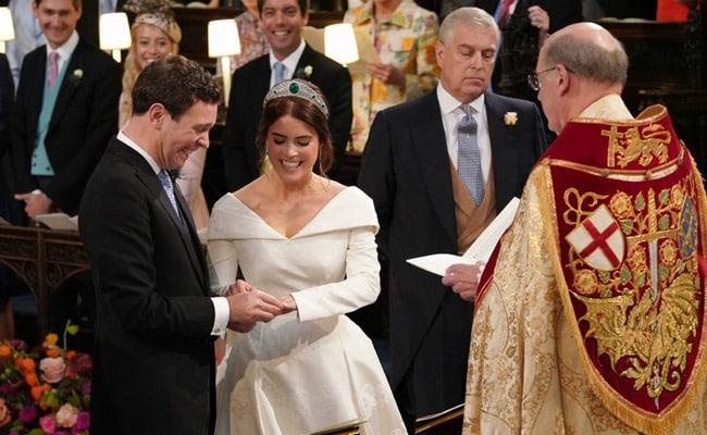 Princess Eugenie Marries Wine Merchant At Second Big Royal Wedding In UK