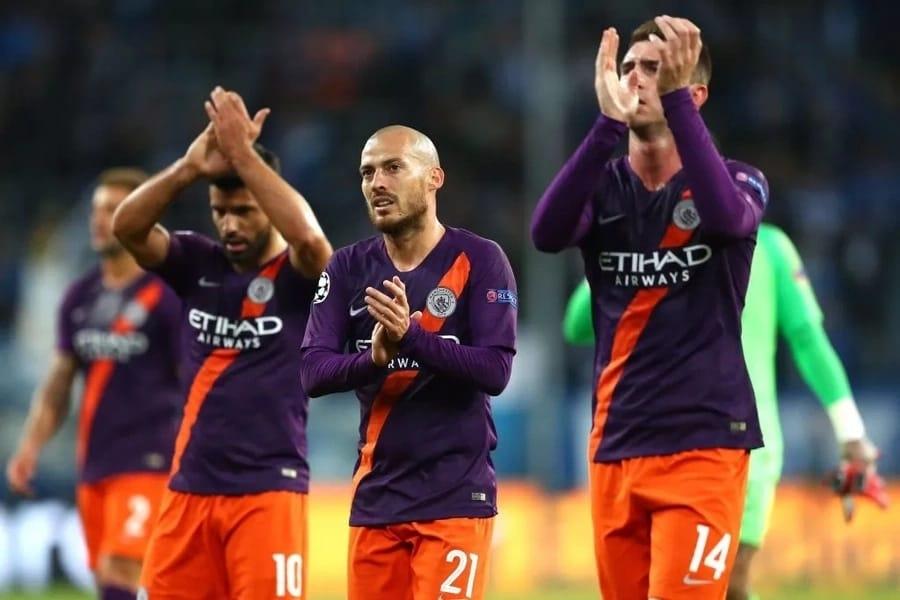 UCL 2018-19 Silva's late winner hands Man City crucial victory over Hoffenheim