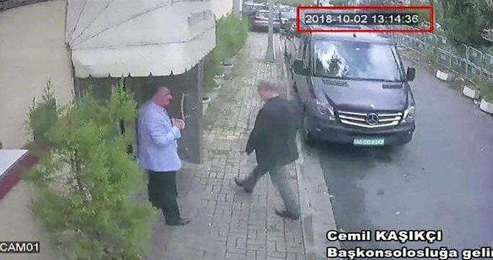 Turkey believes journalist killed in Saudi consulate